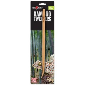 Tweezers tweezers Terraristický bambus 28 cm