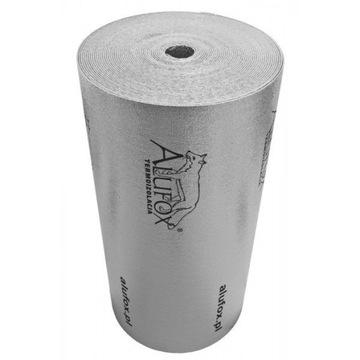 Tepelnoizolačná fólia Alufox 5mm x 1,2m x 1m
