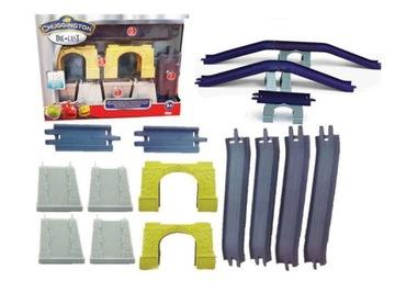 PLATFORMA DieCast TRACKS BRIDGE TUNNELS Sada 54304