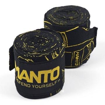 Manto Boxing Bandages Baliace pásky Boxing MMA 4M