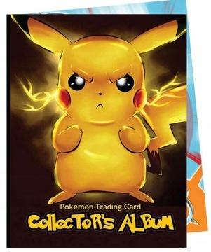 Pokemon album na karte 540 duchovenstvo Pikachu + ZADARMO