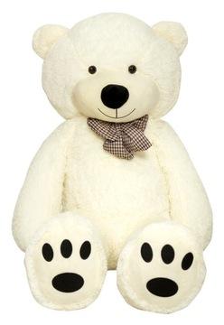 Veľký medvedík biely tedenbi 200cm veľký misiek