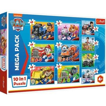 Puzzle 10 v 1 PSI PATROL 10 Puzzle 90355