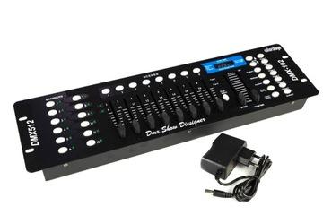 ColorStage Universal DMX-192 Controller