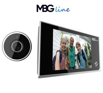 VIDEO LCD ZOBRAZOVAČ 3,5