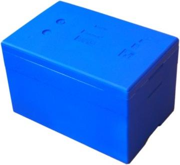 BLUE CONTOBOX BOX s 1 Ring 44L
