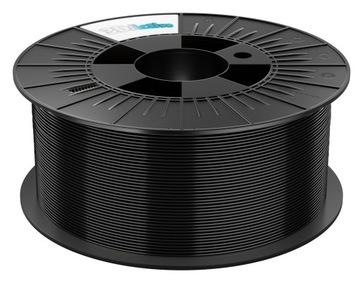 Fillament 3DACTACTACTACTAKTY PET-G Čierna 1,75 mm 1100 g
