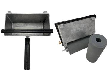 Ručný valček na použitie lepidla 145 mm