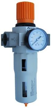 Vzduchový filter redukcie tlaku QFR4000 1/2