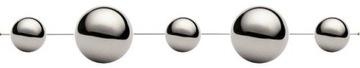 Garland s Kul Chrome - Nerezová oceľ 10 H100 cm