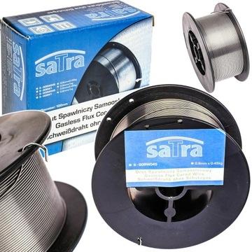 Self-pól zvárací drôt 0,9 mm 0,45 kg bez plynu