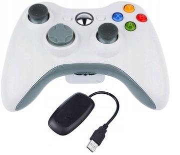Bezdrôtový gamepad Xbox 360 PC Dual Shock Pad