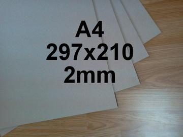 Kartónový model A4 2mm 20ks