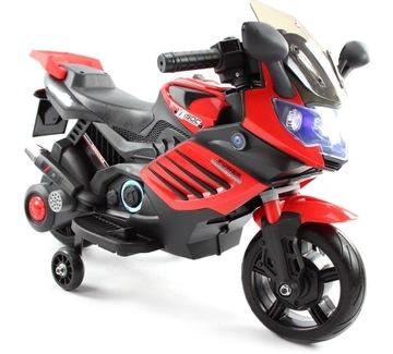 MOTOR RR MOTOREK pre LED batériu, ZATVORENÉ KOLESÁ EVA