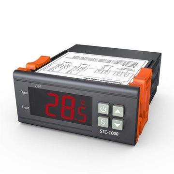 Regulátor regulátora teploty termostatu STC-1000