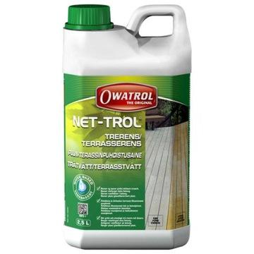 Odvlhčovač dreva OWATROL NET-TROL 2,5 l gél