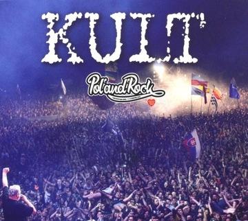 CULT: KULT LIVE POLANDROCK FESTIV19 (CD)