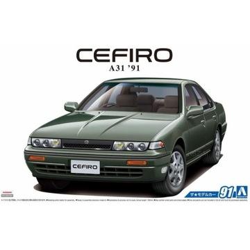 Aoshima 05644 - Nissan A31 CEFIRO '91 1/24