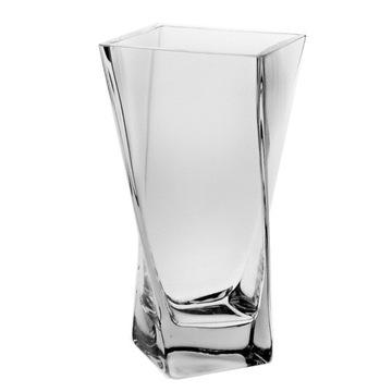 Vyklápacia váza Twist Krosno 28cm Twisted