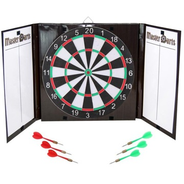 Sisal Shield pre Darta + Darts Set