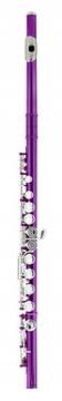 Priečna flauta Startone SFL-55 + Ružový puzdro