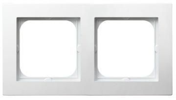 OSPEL Ako dvojitý biely rám R-2G / 00