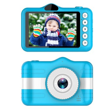 Fotoaparát Digitálny fotoaparát pre deti Selfie za dar
