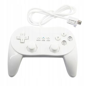 Wii / Wii U Classic Controller Pro White! Nový!