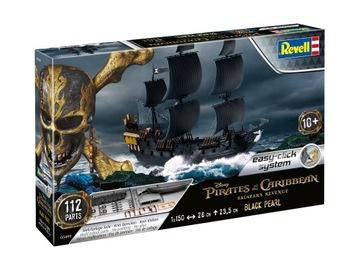 Black Pearl Piráti z Karibiku Revell 05499 v 1/150