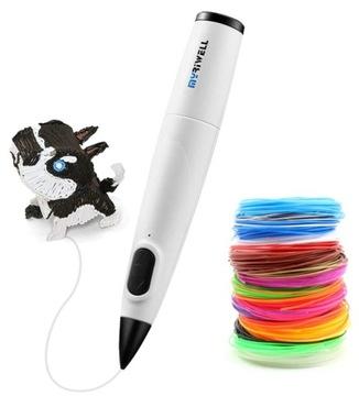 3D Pen tlačiarne SET + PCL kazeta