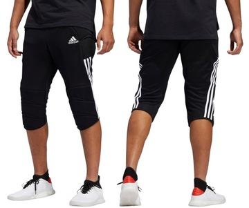 Adidas Brankárske nohavice 3/4 Pánske Trackers Tiro M