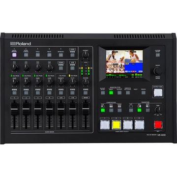 Roland VR-4HD - HD video mixér, streamovanie HDMI 4X