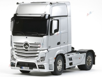 Mercedes Benz Actros Truck Model 1:14 Tamiya
