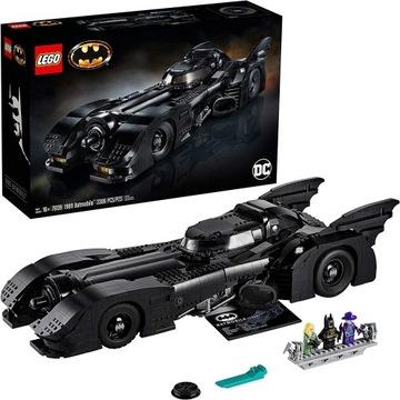 LEGO Batmobile 1989 DC Batman Gotham Batmobile