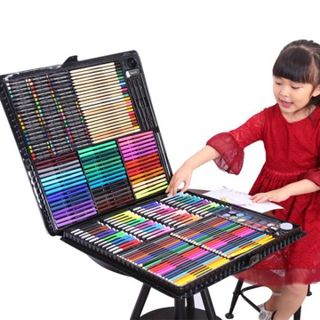 Pastelky ART SET 258 EL CASE