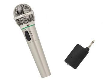 Bezdrôtový FM ESTRADY MICROFONE BIGH Jack