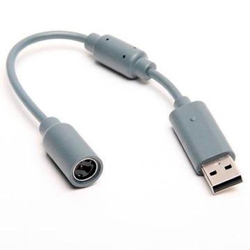 Kábel adaptéra adaptéra pre USB do PADA Xbox 360