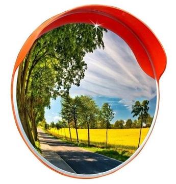Zrkadlový cestný parkovací sklad 60cm držiak