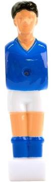 Obrázok modrého futbalového hráča