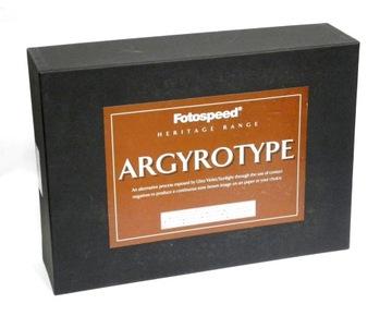 Proces FotoPeed ArgyRotypový proces