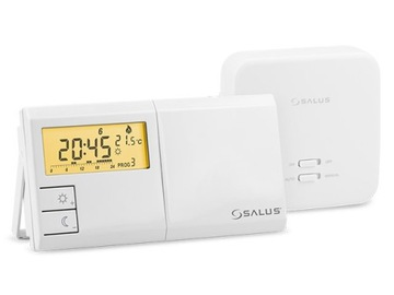 Bezdrôtový regulátor SALUS. 091flrfv2