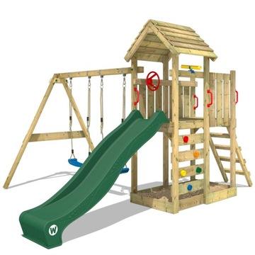 Drevené detské ihrisko WICKEY MultiFlyer