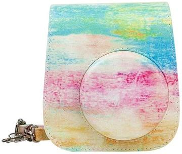 Prípad pre Instax Mini 11 Fujifilm Watercolor