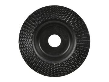 Targer Shield pre drevené brúsenie 125 mm GEKO