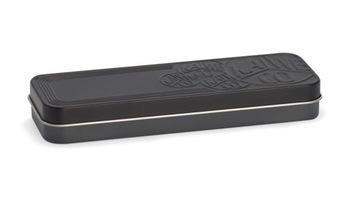 Kovové puzdro Kaweco Black Long
