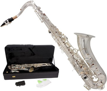 Tenor Saxofón BB, B FIS MTST0031S M-Tunes Sreb