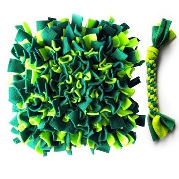 Čuchová podložka (rôzne farby) + trhnutie a lahôdky