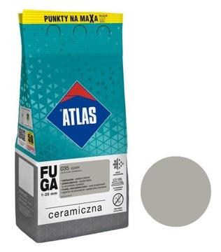 Atlas Ceramic Fuga 1-20mm 035 šedá 5kg