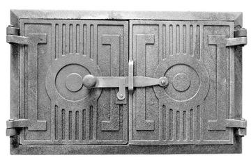 Liatinové dvere Smokehouse BBQ BBQ