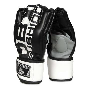 Tréningové rukavice držia MMA na vreci Bushido M